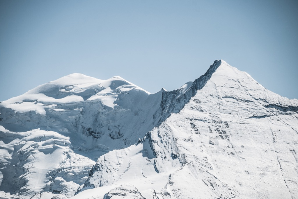 Image of a mountain